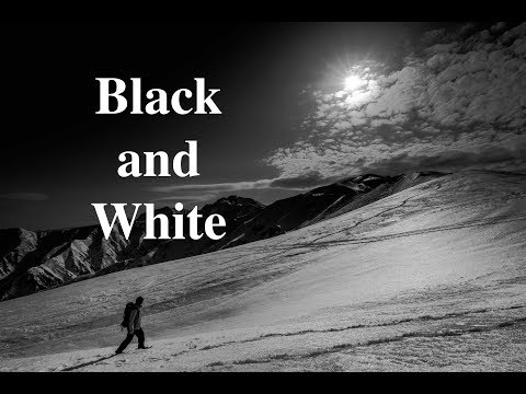 Black and White photography/Landscape photography in Hakuba