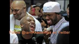 Floyd Mayweather Responds to 50 Cent 'He's Just Jealous, Do He Still Make Music?'