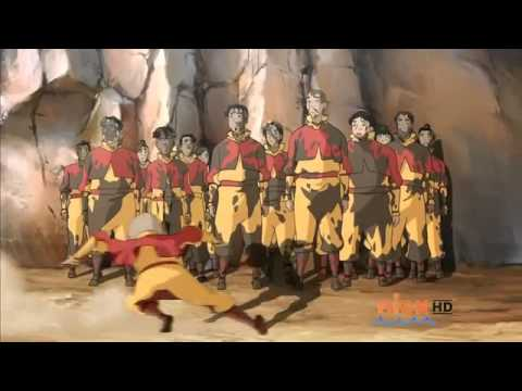 Avatar: The Legend Of Korra - Meelo Instructs New Air Benders