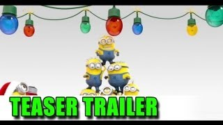 Despicable Me 2 Official Teaser - Merry Christmas (2013) - Steve Carell