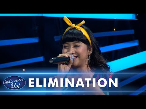 Download Video GHEA INDRAWARI - ENGLISH MAN IN NEW YORK (Sting) - ELIMINATION 3 - Indonesian Idol 2018