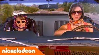 Los Thunderman   El sueño del coche   España   Nickelodeon en Español