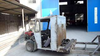 Китайский автомобиль - грузовик, прикол!!!