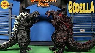 Nonton New Neca Head to Tail Shin Godzilla 2016 Flame Red Vs Godzilla Unboxing Film Subtitle Indonesia Streaming Movie Download