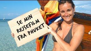 Phuket Thailand - Skolelærer Diana Tester Lækre Strande På Phuket