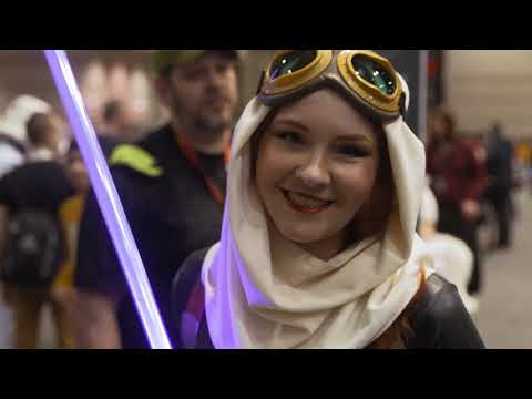 The Best of Star Wars Celebration Chicago 2019