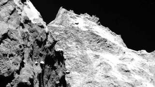"Rosetta Update: Dirty Snowball is ""Dry like Hell"" 