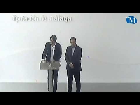 Rueda de prensa del PSOE informando sobre asuntos de actualidad