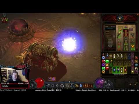 Patch 2.1.2 - What a Goblin Vault Looks Like in the New Patch. Diablo 3