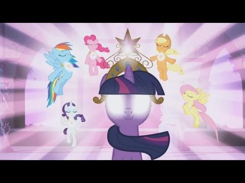 My Little Pony La Magia de la Amistad - La Magia de la Amistad