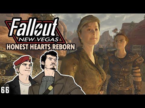 Fallout New Vegas - Park Ranger Zach (видео)
