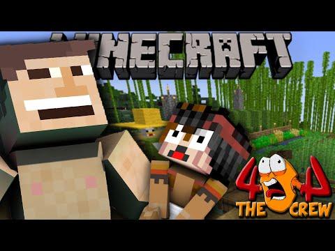 Μαθαίνω τον ΜΑΦΙΝ ΖΟΥΛΟΥ να ΦΑΡΜΕΥΕΙ! | 404 Minecraft SMP #27