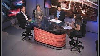 En CNN Chile realizamos el último debate entre los postulantes a la alcaldía de la comuna. Javier Insulza, Cristóbal Bellolio y María Josefa Errázuriz, son q...