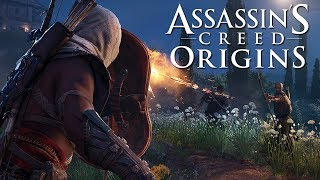 Assassin's Creed Origins Exclusive Gameplay from E3. I've removed any cutscenes from this specific footage to prevent spoilers, in this video specifically you will see Stealth and Parkour Gameplay. Are you excited for Assassin's Creed Origins?  ▶Interested in learning more about the Assassin's Creed Universe with some of the latest news? Check out the Facebook Page of TheOnesWhoCameBefore:https://www.facebook.com/Theoneswhocamebefore    ▶Subscribe to 2KCentral: http://goo.gl/9B1W28▶Subscribe to UbiCentral: http://goo.gl/XQhgJC    ▶Follow UbiCentral on Twitter - http://Twitter.com/UbiCentral      ▶Production Music courtesy of Epidemic Sound: http://www.epidemicsound.com    ▶Connection_lost▶