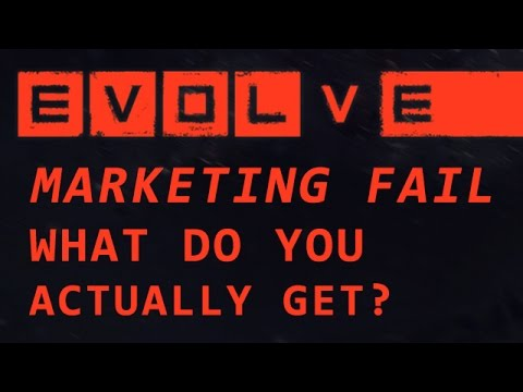 The EVOLVE Marketing Failure: How to Confuse People Into Avoiding a Great Game