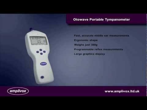 Hand Held Portable Tympanometers - Otowave