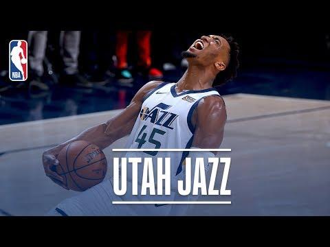 Video: Best of the Utah Jazz! | 2018-19 NBA Season