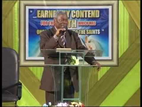 The Cross That Cancels Our Curse Pastor W.F Kumuyi