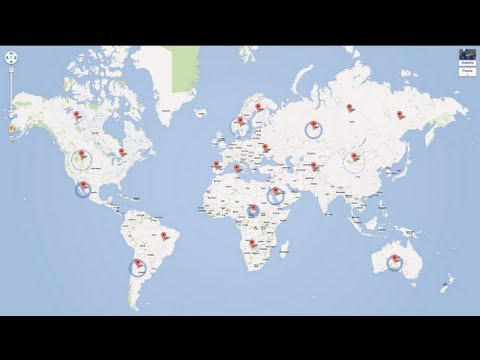 Image of Google Map Maker Demo Video - Map your world with Google Map Maker