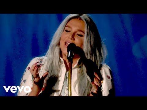 Kesha - Praying (Live Performance @ YouTube)