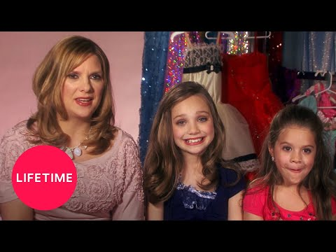 Dance Moms: Maddie and Mackenzie's Early Years at the ALDC (Season 6 Flashback) | Lifetime