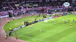 River 1 – 0 Boca Juniors – 8vos de Final Copa Libertadores 2015