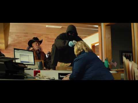 Hell or High Water (Clip 'Bank Robbery')