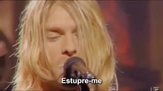 Nirvana - Rape Me (Legendado) Video