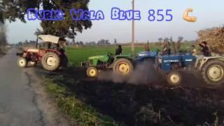 Blue Swaraj 855, Sonalika , John Deere, Farmtrac, Mahindra