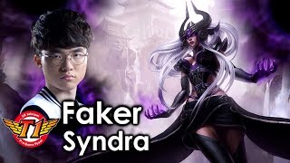 SKT Faker - Syndra vs EkkoKR Challenger - Patch 7.14If you enjoyed the video subscribe for more!Follow LoL Pro Plays on Facebookhttps://www.facebook.com/pages/Lol-Pro-Plays/1411003125778173Outro Music: Shurk - The Wandererhttps://soundcloud.com/shirkofficial/the-wanderer