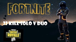 22 KILL SOLO DUO: AM I THE CONSOLE TFUE?!?: MOST UNNOTICED PLAYER IN THE COMMUNITY