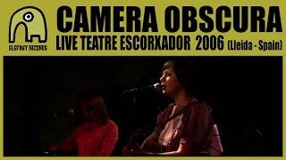 Lleida Spain  City pictures : CAMERA OBSCURA - Live Café Teatre Escorxador, Lleida (Spain) | 26-11-2006