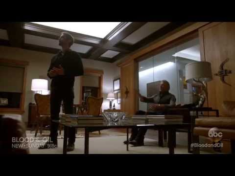 Blood and Oil 1.05 (Clip 'Billy Blackmails Hap')