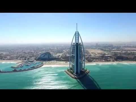 Drone Video em Dubai in 4K (DJI Inspire 1, Phantom2)