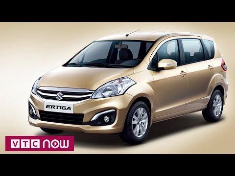 Suzuki Ertiga mới sắp về Việt Nam | VTC1 - Thời lượng: 71 giây.