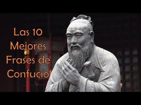 Frases sabias - Las 10 Mejores Frases de Confucio