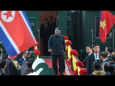 Στο Βιετνάμ έφτασε ο Κιμ Γιονγκ Ουν