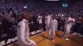 The finals 2013 NBA miami heat intro