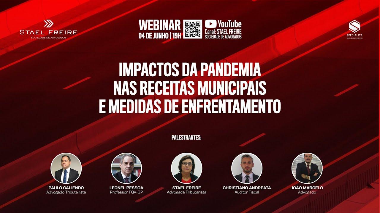 Impactos da Pandemia nas Receitas Municipais e Medidas de Enfrentamento