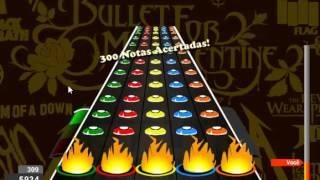Video First Of The Year- Skrillex-  Expert Guitar Flash Custom 2.0 Best Impossível MP3, 3GP, MP4, WEBM, AVI, FLV Maret 2018