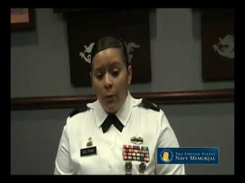 USNM Interview of SGT Monica Beltran