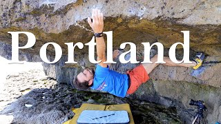 Portland Bouldering - Not The Cuttings! by The Climbing Nomads