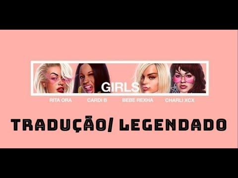 Video Rita Ora - Girls ft. Cardi B, Bebe Rexha & Charli XCX (TRADUÇÃO/LEGENDADO) download in MP3, 3GP, MP4, WEBM, AVI, FLV January 2017