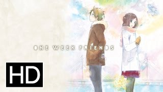 Nonton One Week Friends   Official Trailer Film Subtitle Indonesia Streaming Movie Download