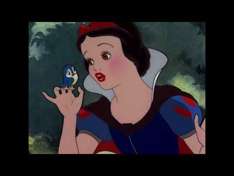 Snow White And The Seven Dwarfs(1937) - The Huntsman