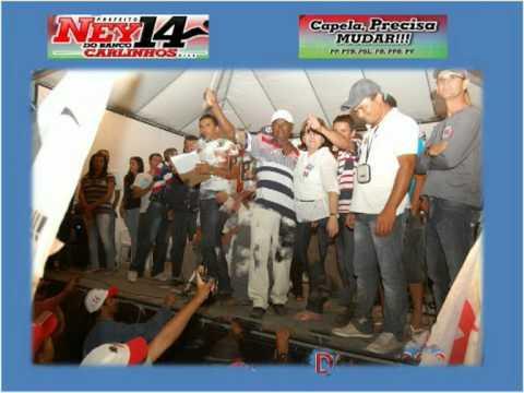 VEREADOR EVERALDO CAPELA DO ALTO ALEGRE-BA