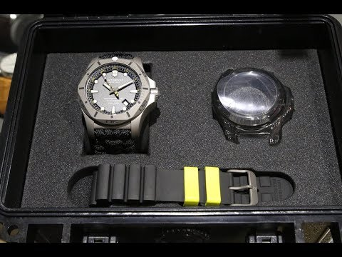 Victorinox I.N.O.X Professional Diver Titanium   Review   241812   Olfert&Co