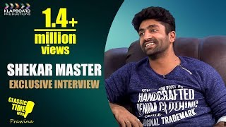 Video Sekhar Master Exclusive Interview | Classic Times with Prawina | RK Nallam | Klapboard | MP3, 3GP, MP4, WEBM, AVI, FLV November 2018
