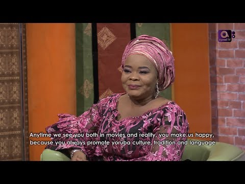 BIMBO OSHIN on Gbajumo TV