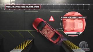 Asientos de Seguridad para el Nuevo Cadillac XTS